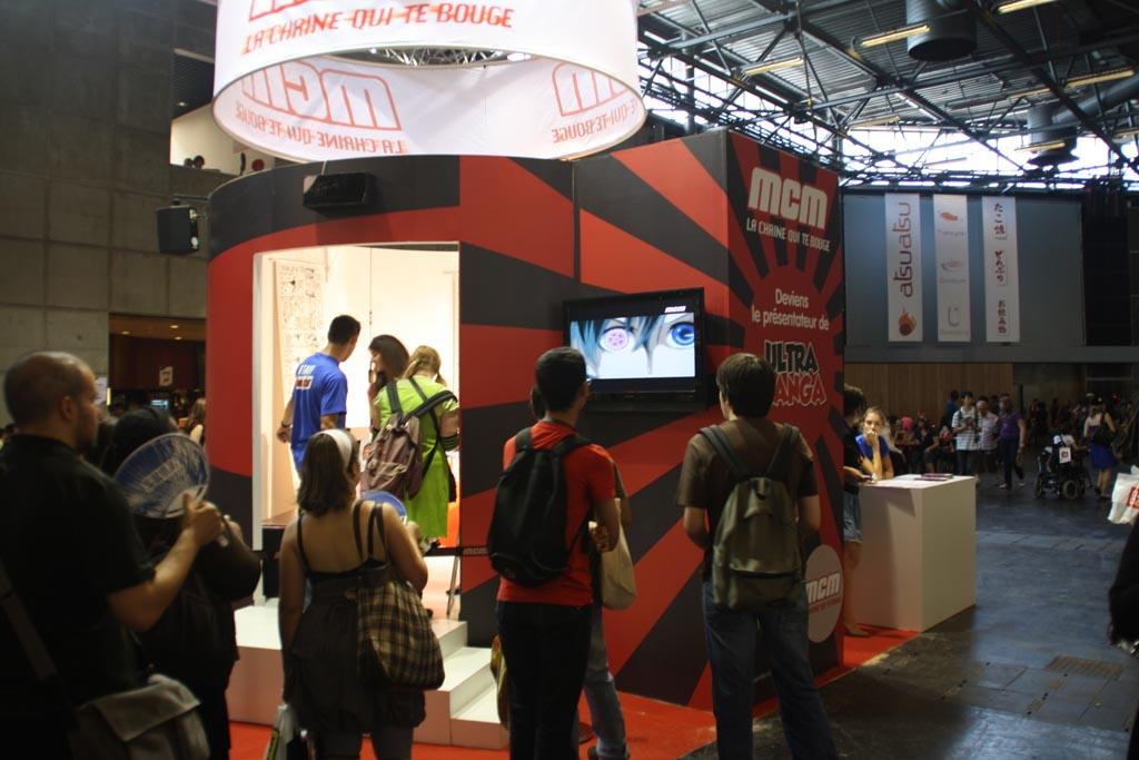 Mcm Expo Stands For : Stand clé en main destination jeux